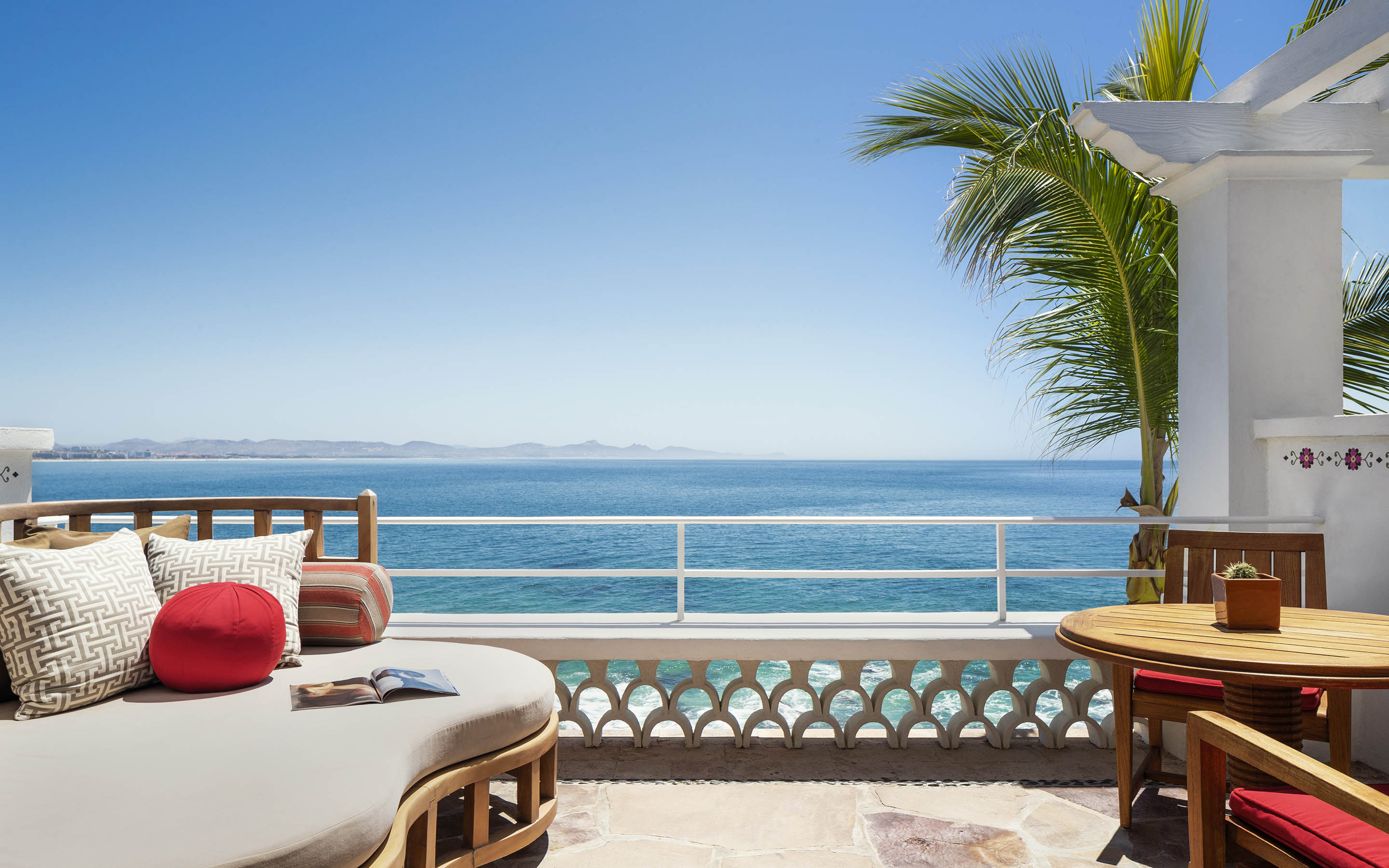 Junior Suite with Terrace Los Cabos | One&Only Palmilla